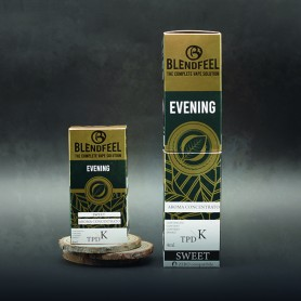 Blendfeel Evening - K-TPD 4 mL K-TPD 10 mL aroma concentrato 4 mL