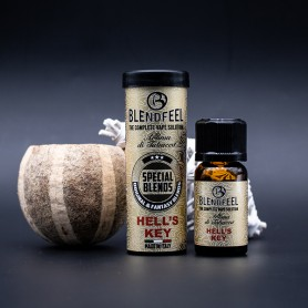 Hell's key - Aroma di Tabacco® concentré 10 mL