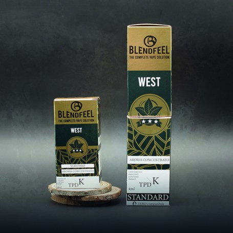 Blendfeel West - K-TPD 4 mL K-TPD 10 mL  concentrated flavor 4 mL