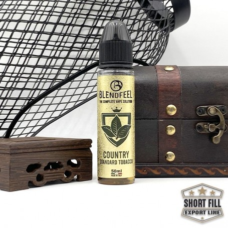 Blendfeel_Country - Mix and Vape 50 mL