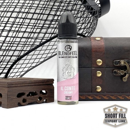 Blendfeel_Il Conte - Mix and Vape 50 mL