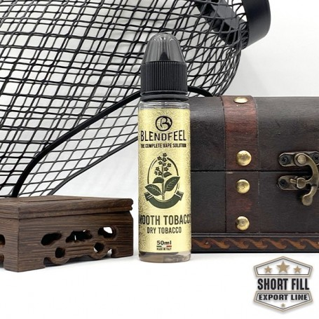 Blendfeel_Smooth Tobacco - Mix and Vape 50 mL